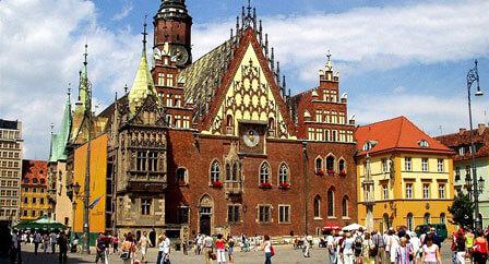 Польша, Черногория, Румыния, Сербия – Поездки за границу из Кривого Рога – ВАШ ВОЯЖ
