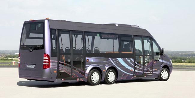 Заказ микроавтобуса Кривой Рог